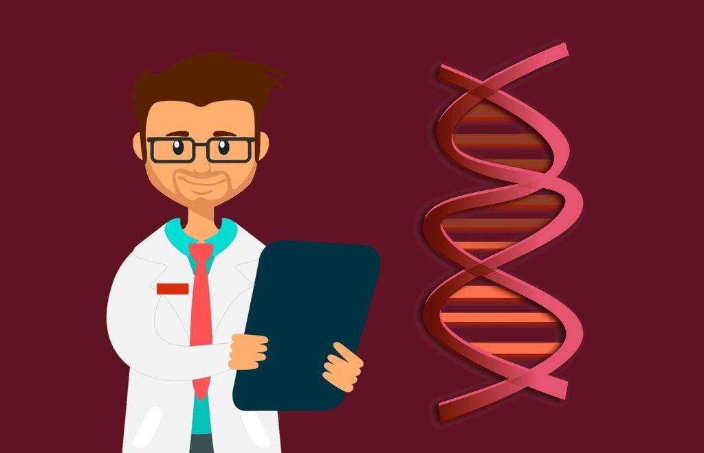dna, doctor, lab
